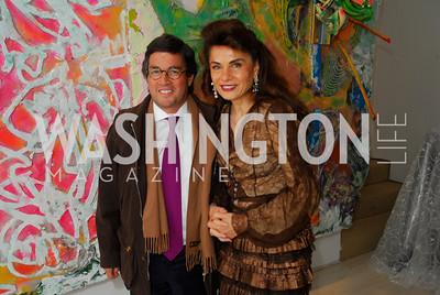 Ambassador Luis Moreno,,Sedi Flugelman,January 14,2012,JoAnn Mason's Birthday