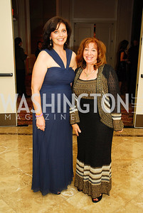 Rachel Brem,Sue Apple,September 22,2012,Joan Hisaoka  Make a Difference Gala,Kyle Samperton