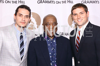John Mayer, Buddy Guy, Luke Russert