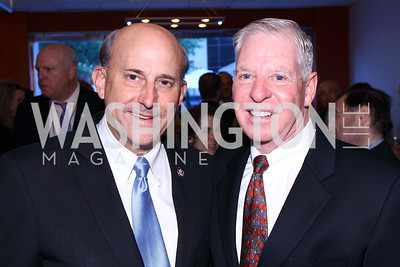 Louis Gohmert, Pat Collins