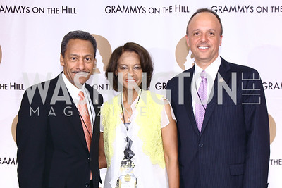 Mel Watt, Eulada Watt, Ted Deutch
