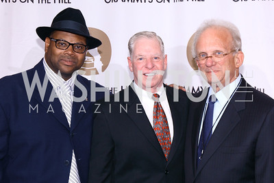 Jimmy Jam, Pat Collins, Howard Berman