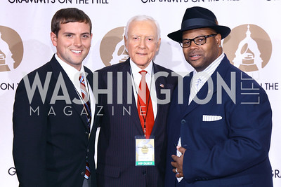 Luke Russert, Orin Hatch, Jimmy Jam