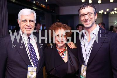 Robin Ahrold, Karen Sherry, David Isrealite