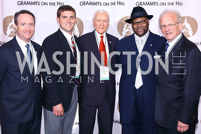 Darryl, Friedman, Luke Russert, Orin Hatch, Jimmy Jam, Howard Berman