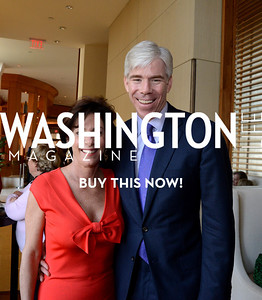 NBC's David Gregory and his wife, Beth Wilkinson Photo by Neshan H. Naltchayan