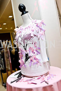 Photo by Tony Powell. Kickoff for Key to the Cure. Saks Tyson's Galleria. October 18, 2012