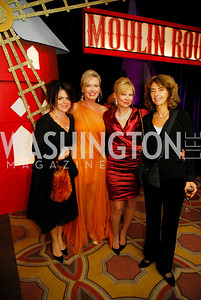 Izette Folger,Rhondi Walker,Cheryl Masri,Anna Markopoulos,November 1.2012,Knock Out Abuse 2012,Kyle Samperton