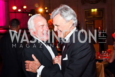 Lloyd Hand, Stuart Bernstein. Photo by Tony Powell. 2012 LUNGevity Gala. Mellon Auditorium. September 14, 2012