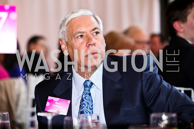 George Washington University Hospital CEO Barry Wolfman. Photo by Tony Powell. 'La Vie En Rose' Luncheon. French Embassy. October 10, 2012