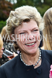Cokie Roberts. Photo by Tony Powell. 'La Vie En Rose' Luncheon. French Embassy. October 10, 2012