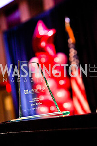 LGW Award. Leadership Greater Washington's Annual Awards Gala. Photo by Tony Powell. JW Marriott. April 17, 2012