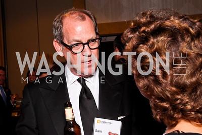 Sam Sweet. Leadership Greater Washington's Annual Awards Gala. Photo by Tony Powell. JW Marriott. April 17, 2012