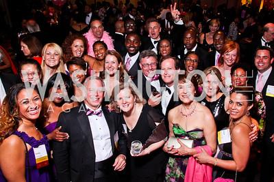 LGW Class of 2012. Leadership Greater Washington's Annual Awards Gala. Photo by Tony Powell. JW Marriott. April 17, 2012