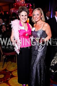 Anita Segreti, Heidi Webb. Leadership Greater Washington's Annual Awards Gala. Photo by Tony Powell. JW Marriott. April 17, 2012