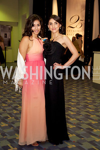 Estrella Medina, Silvana DelCarpio The annual Leukemia and Lymphoma Society Ball is the largest non-political black tie event in Washington, DC, with  2,000+ guests and a $3.1 million+ fundraising goal.   Photo by Ben Droz