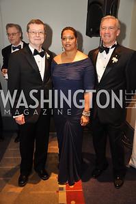 Dr. James Davis, Gabrielle Urquhart, Robin Lineberger