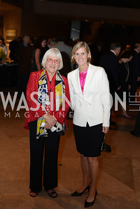 Mary Beebe, Molly Donovan,  Roy Lichtenstein Retrospective opens at the National Gallery of Art.  Photo by Ben Droz.