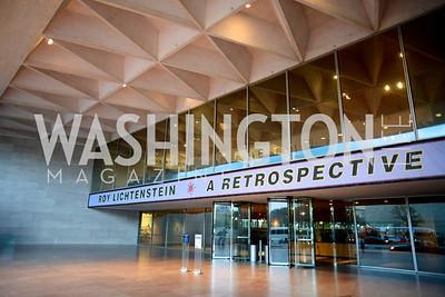 Roy Lichtenstein Retrospective opens at the National Gallery of Art.  Photo by Ben Droz.