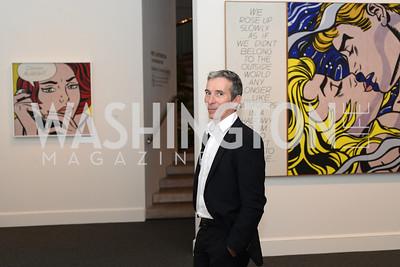 Olivier Robert, Roy Lichtenstein Retrospective opens at the National Gallery of Art.  Photo by Ben Droz.