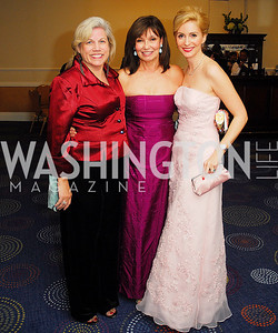 Wendy Gagnon,Molly Decker,Alexandra Senyi de Nagy-Unyon,November 3,2012,Lombardi Gala,kyle Samperton