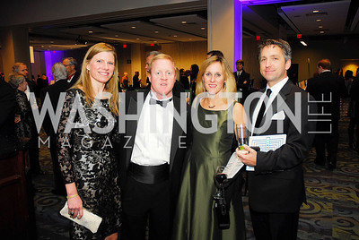 Amy Clark,Chris Lynch,Moira Lynch,Chris Edwards,November 3,2012,Lombardi Gala,kyle Samperton
