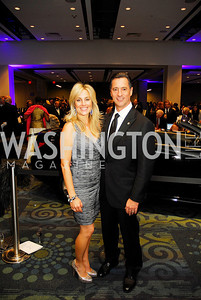 Wendy Brewer,Scott Brewer,November 3,2012,Lombardi Gala,kyle Samperton