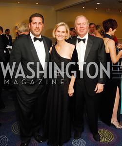 Brian Katz,Jill Kirkpatrick,Paul Scweitzer,November 3,2012,Lombardi Gala,kyle Samperton