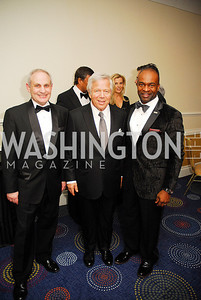 Michael Atkins, Robert Kraft,DeMaurice Smith,November 3,2012,Lombardi Gala,kyle Samperton
