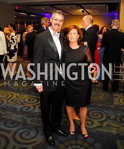 Howard Federoff,Mary Donatelli,November 3,2012,Lombardi Gala,kyle Samperton
