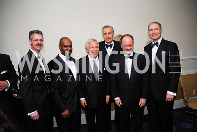 Howard Federoff,Robert Kraft,Paul Tagliabue,John DeGioa,Louis Weiner,November 3,2012,Lombardi Gala,kyle Samperton
