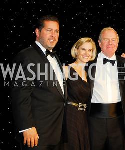 Brian Katz,Jill Kirkpatrick,Paul Schweitzer,November 3,2012,Lombardi Gala.Kyle Samperton