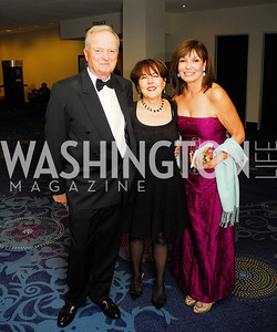 Michael Broomfield,Connie Broomfield,Molly Decker,November 3,2012,Lombardi Gala,kyle Samperton