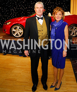 Jeff Warner,Cathy Warner,November 3,2012,Lombardi Gala.Kyle Samperton