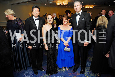 Ryuji Ueno,Sachiko Kuno,Harriet Weiner,Louis Weiner,November 3,2012,Lombardi Gala,Kyle Samperton