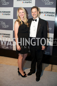 WHCD Afterparty , sponsored by MSNBC at the Italian Embassy.  Photo by Ben Droz