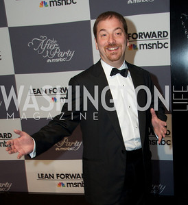 Chuck Todd WHCD Afterparty , sponsored by MSNBC at the Italian Embassy.  Photo by Ben Droz