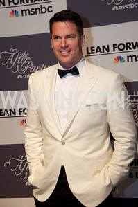 Willie Geist. WHCD Afterparty , sponsored by MSNBC at the Italian Embassy.  Photo by Ben Droz