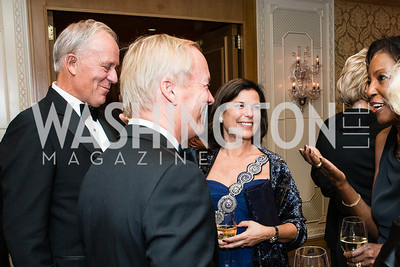 Mentor Foundation USA International Gala. Photo by Alfredo Flores. Four Seasons Hotel. September 20, 2012