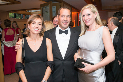 Alice Langley, Christopher Masek, Cecile Masek. Mentor Foundation USA International Gala. Photo by Alfredo Flores. Four Seasons Hotel. September 20, 2012