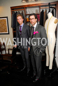 Alex Yampolskiy,Dana Matassa,October 23,2012.Michael Andrews Bespoke Opening,Kyle Samperton