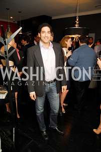 Lee Brenner,October 23,2012.Michael Andrews Bespoke Opening,Kyle Samperton