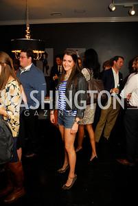 Meredith Fineman,October 23,2012.Michael Andrews Bespoke Opening,Kyle Samperton