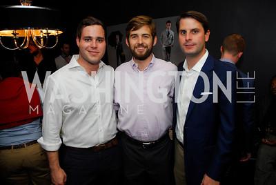 Richard B.Lee,Brannen Blazer,Ray Schupp,October 23,2012.Michael Andrews Bespoke Opening,Kyle Samperton