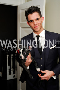 Cory Sylvester,October 23,2012.Michael Andrews Bespoke Opening,Kyle Samperton