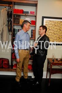 Fred Davidson,Lee Kramer,October 23,2012.Michael Andrews Bespoke Opening,Kyle Samperton