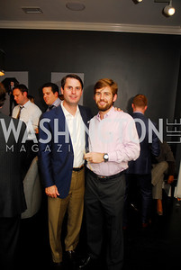 Ray Schupp,Brannen Blazer,October 23,2012.Michael Andrews Bespoke Opening,Kyle Samperton