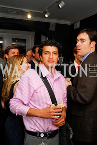 Tareq Nasher,October 23,2012.Michael Andrews Bespoke Opening,Kyle Samperton
