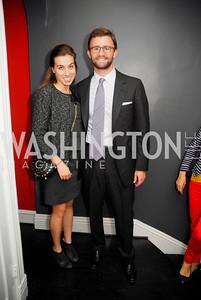 Meredith Carter,Kimble Ratliff,October 23,2012.Michael Andrews Bespoke Opening,Kyle Samperton