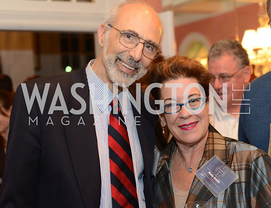 Jonathan Katz, Molly Smith,  National Assembly of State Arts Agencies Dinner hosted at the home of the Chair of the DC Commission on the Arts and Humanities.